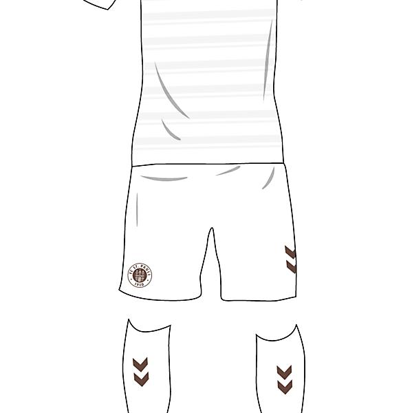 FC St. Pauli Hummel AWAY