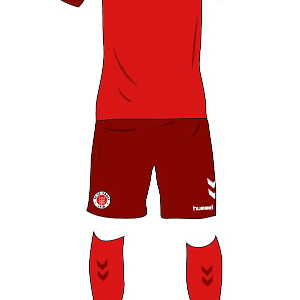 FC St. Pauli Hummel THIRD