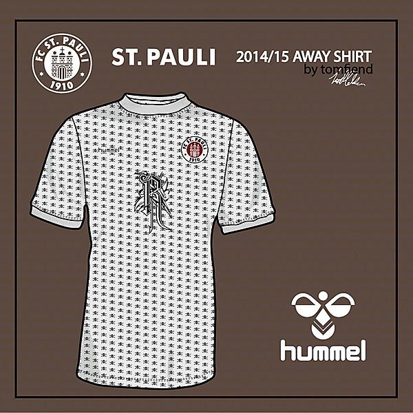 St. Pauli Away Shirt