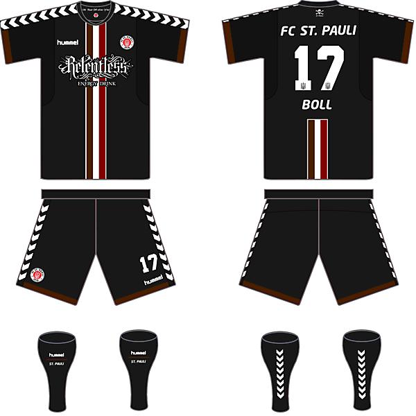 St. Pauli GK Kit