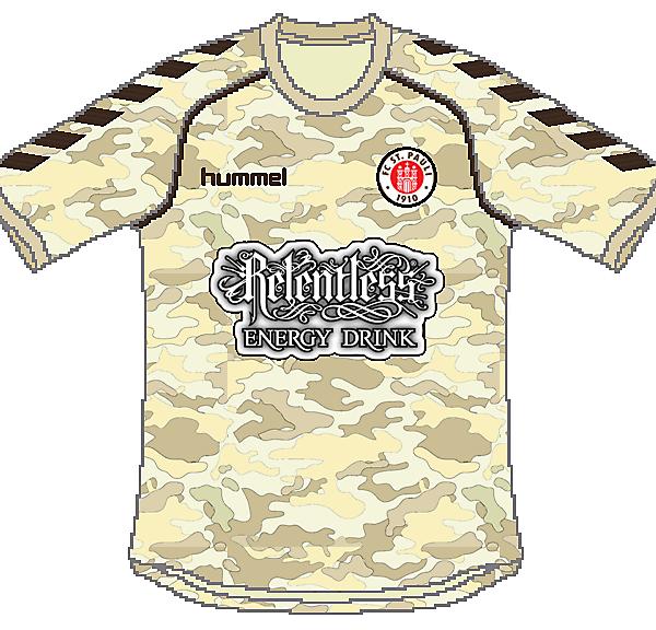St. Pauli Hummel Away V.1