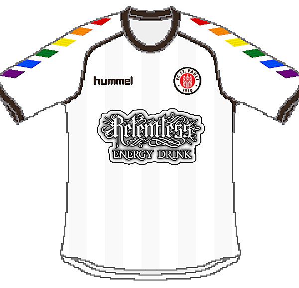 St. Pauli Hummel GK V.1