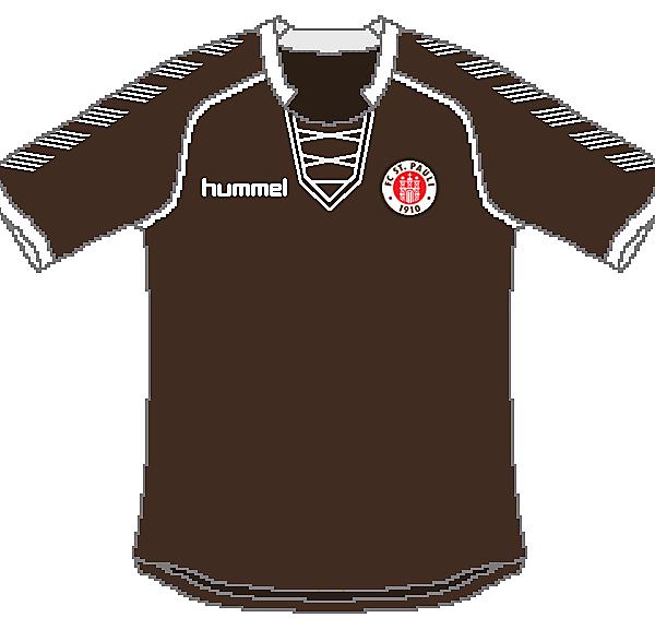 St. Pauli Hummel Home V.4