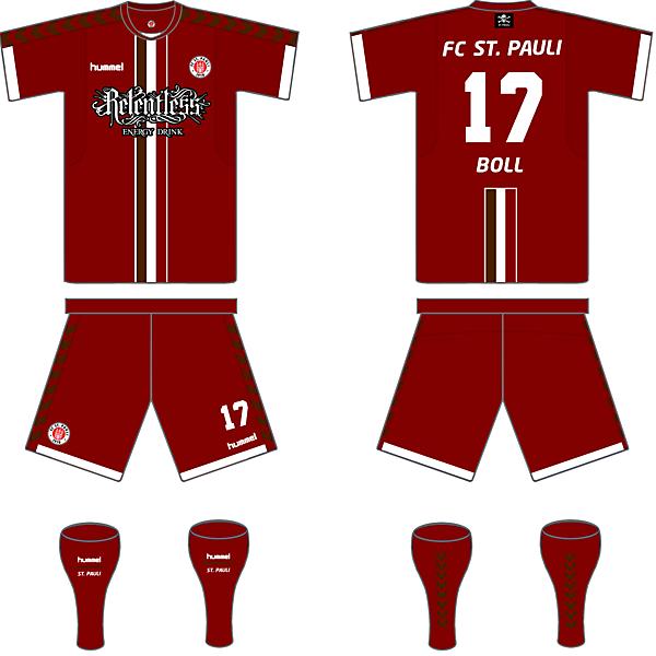 St. Pauli Third Kit