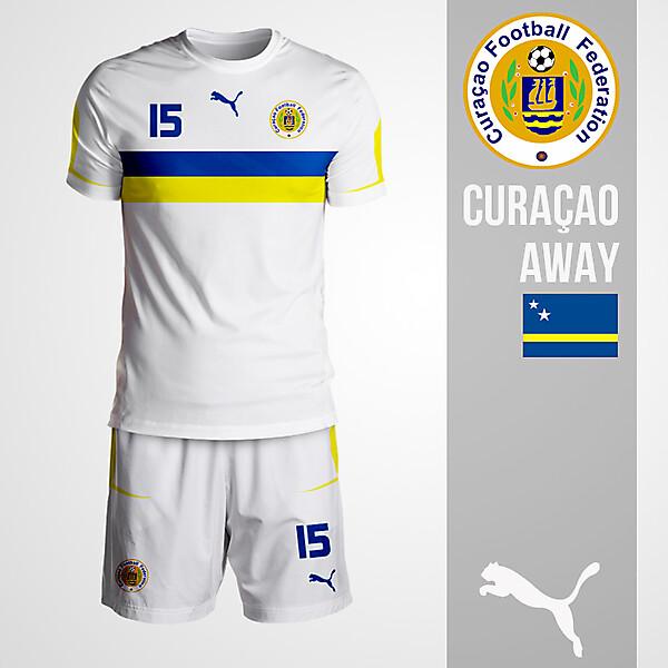 Curaçao Away
