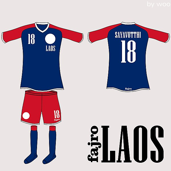 Laos Fajro Fantasy Away