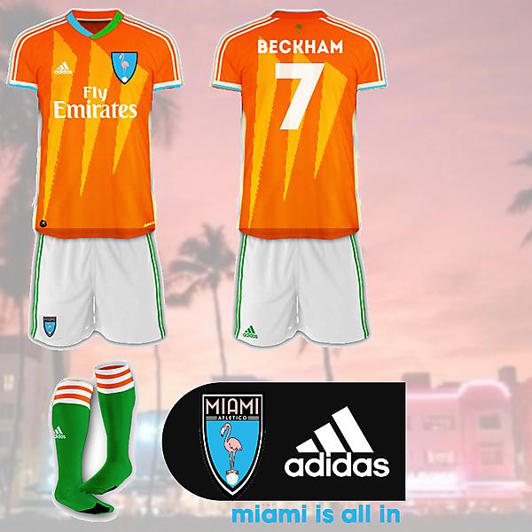 Atlético Miami Primary Kit