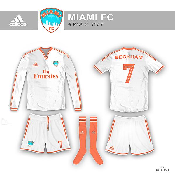 Miami Fc Away Kit