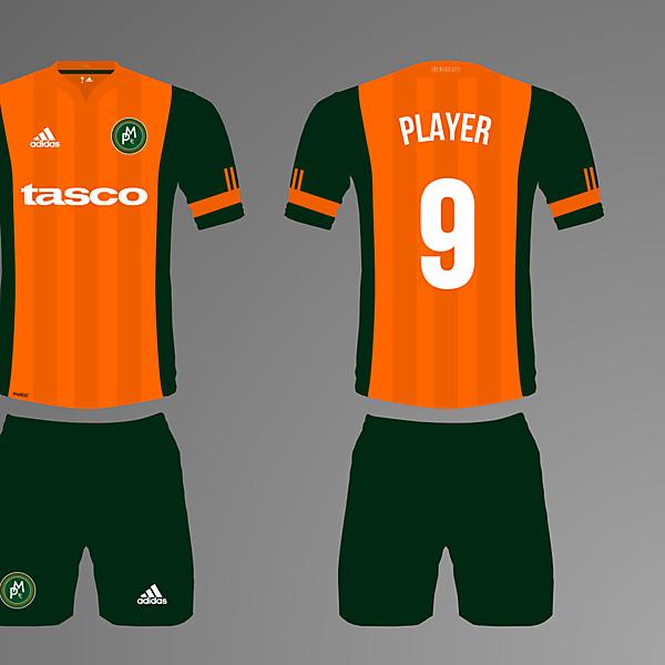 Miami Palms FC Away Kit