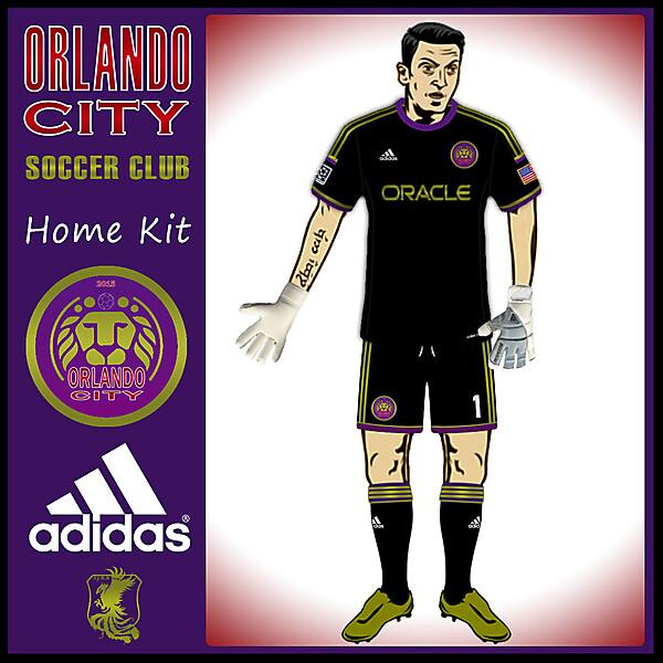 Orlando City Goalkeeper