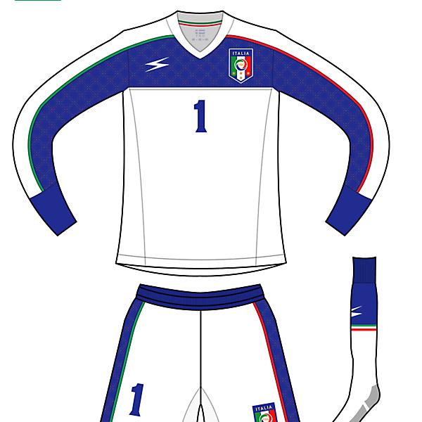 Italia Home GK Kit