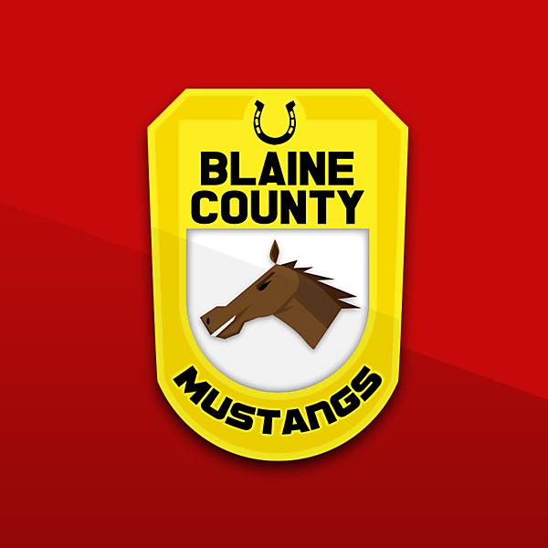 Blaine County Mustangs