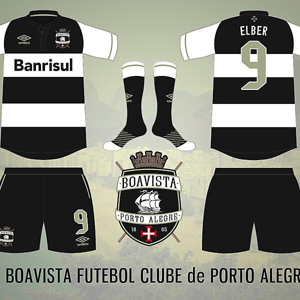 Boavista Futebol Clube de Porto Alegre - Home Kit