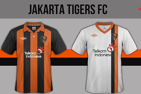Jakarta Tigers FC Kit