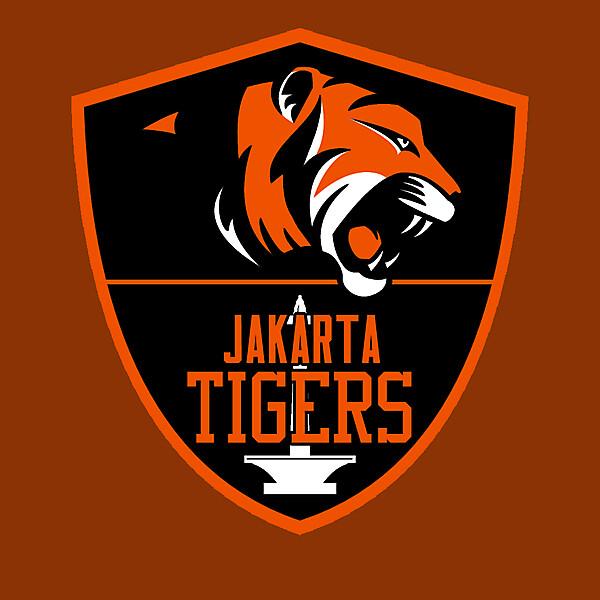 Jakarta Tigers FC Logo