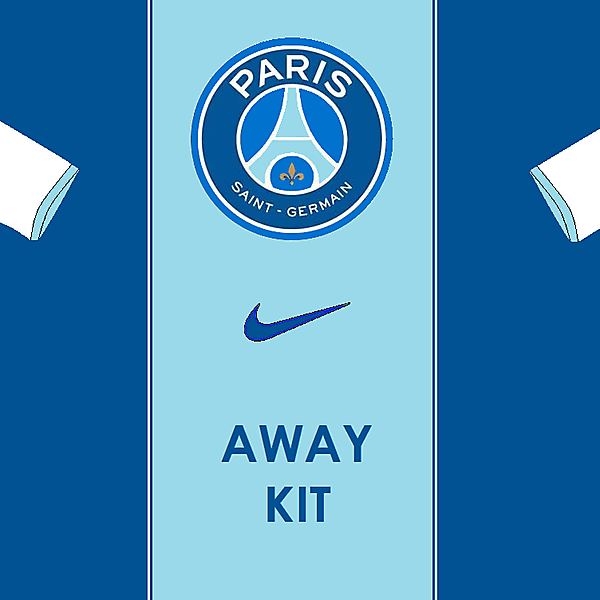 PSG Away - Olympique M.