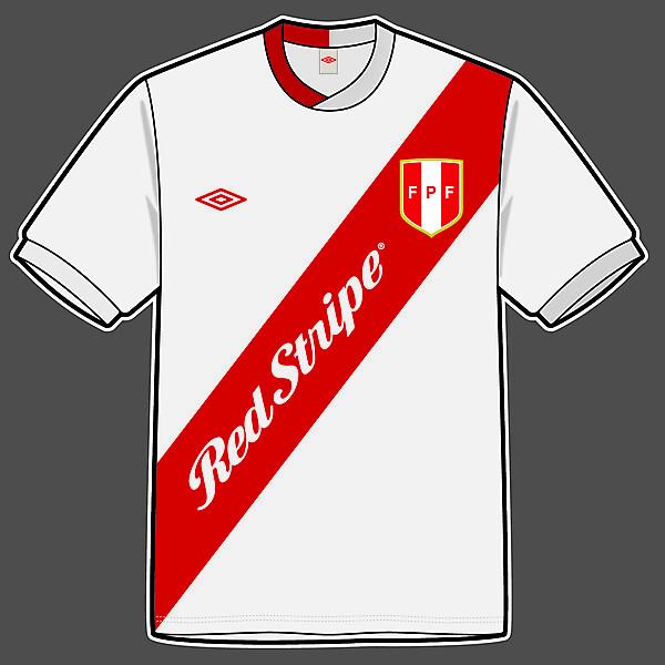 Peru Red Stripe