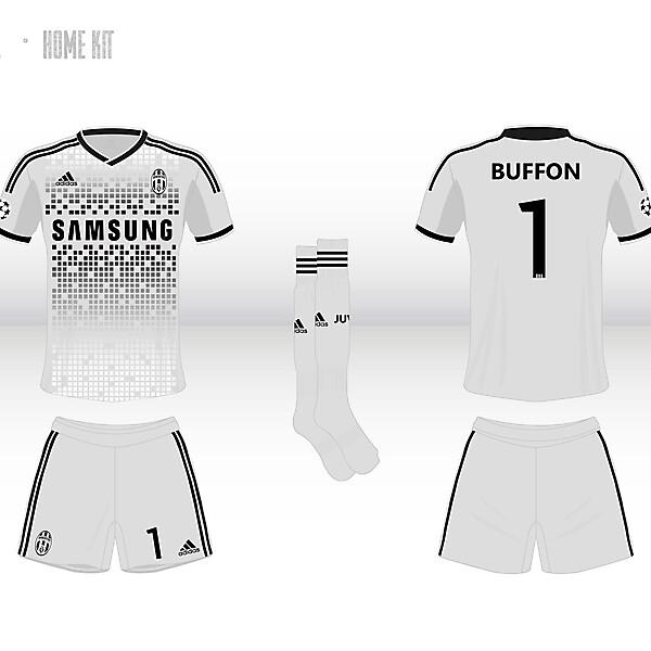 Home Goalkeeper Kit