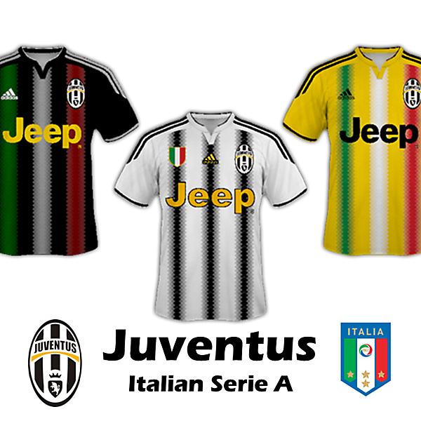 Juventus 14/15 maybe