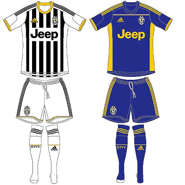 Juventus adidas