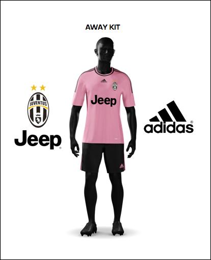Juventus Adidas Fantasy Kit