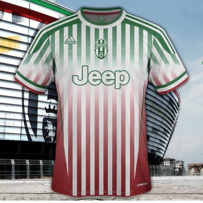 Juventus Alternative Kit