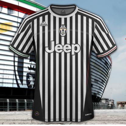 Juventus Home Kit v2