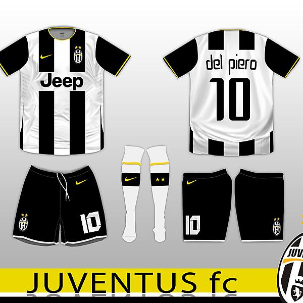 Juventus by Nike
