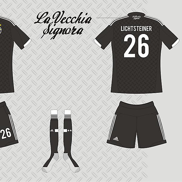 Juventus FC Away version 01