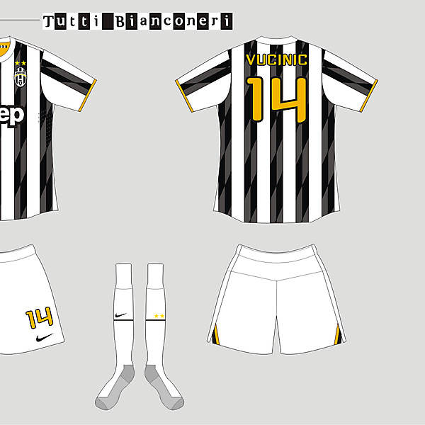 Juventus Kit Competition (closed)