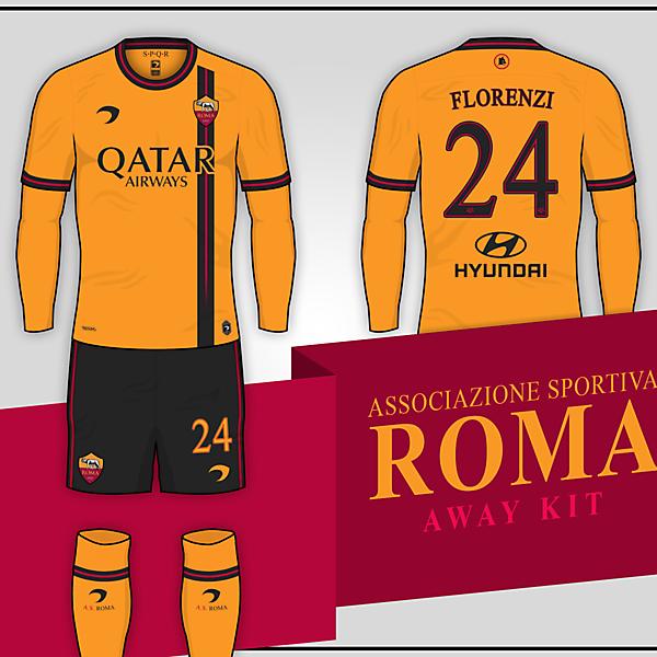 AS Roma | Away kit