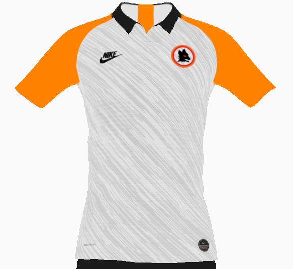 AS Roma Away Kit