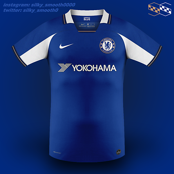 Chelsea Nike @silky_smooth
