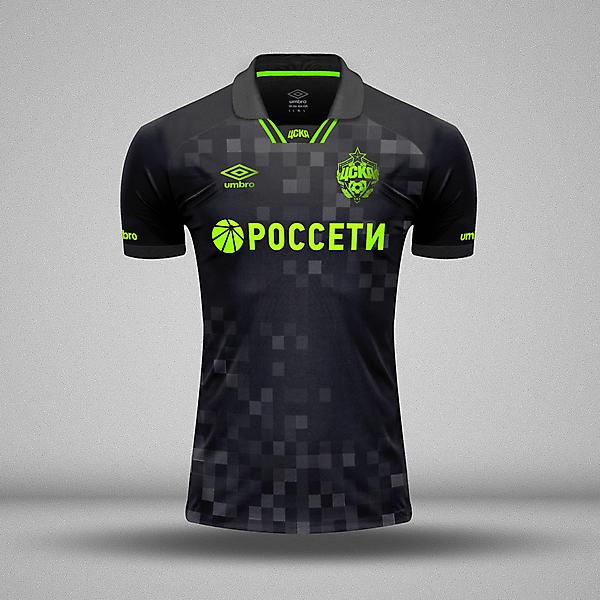 CSKA Moscow || Umbro Third Concept