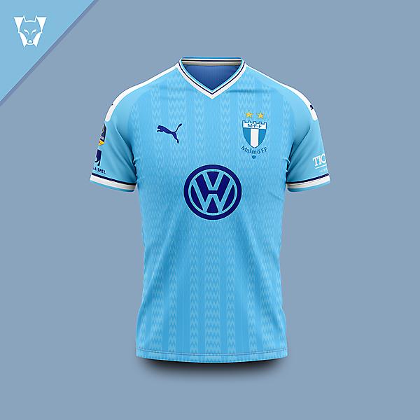 Malmö FC Home Kit