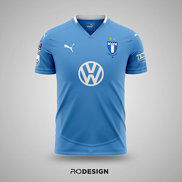 Malmö FF - Puma Home Concept