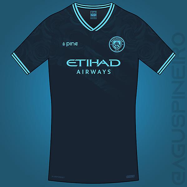Manchester City | Away | Pine