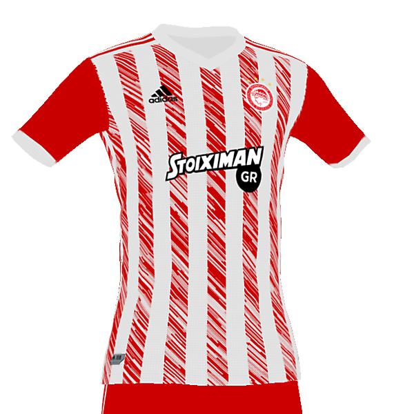 Olympiakos home kit
