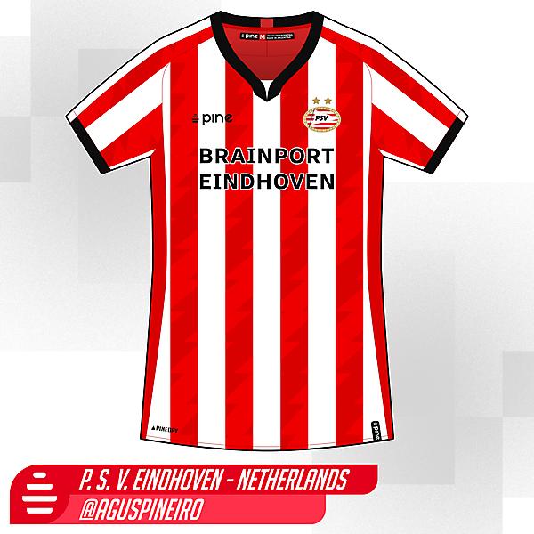 PSV Eindhoven | Home | Pine