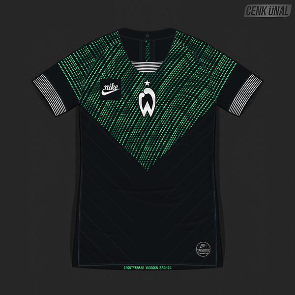 Werder Bremen x Nike
