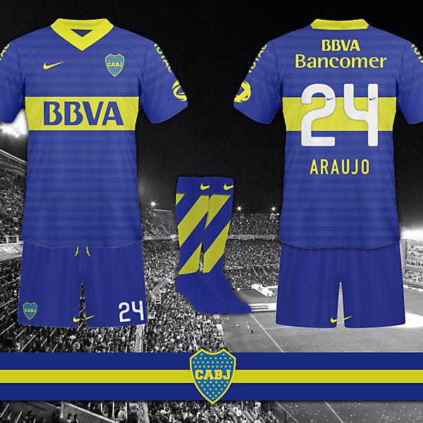 Boca Juniors project