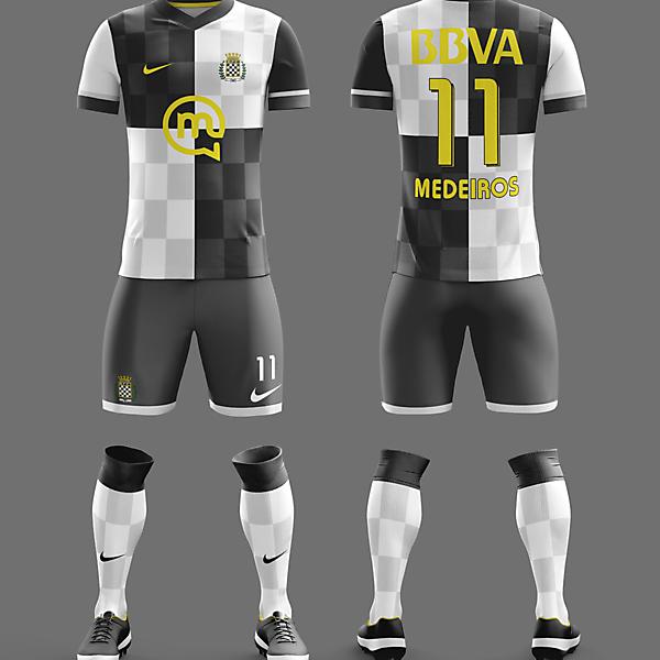 Boavista Concept x Nike