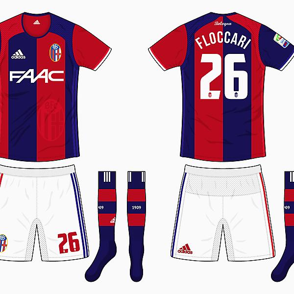 Bologna Home Kit - Adidas