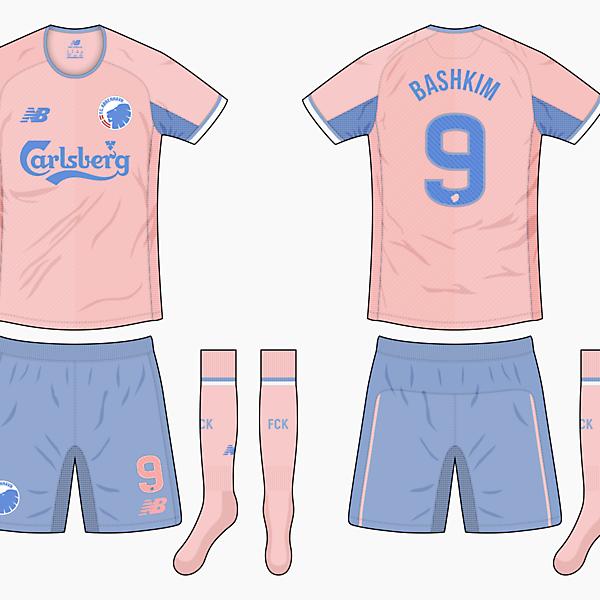 FC Copenhagen Away Kit - New Balance