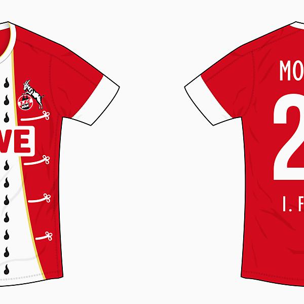 FC Koln Karneval Shirt