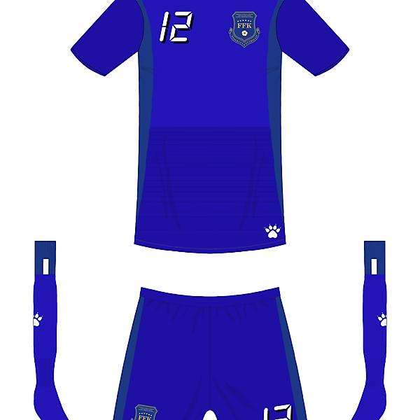 Kosovo home kit