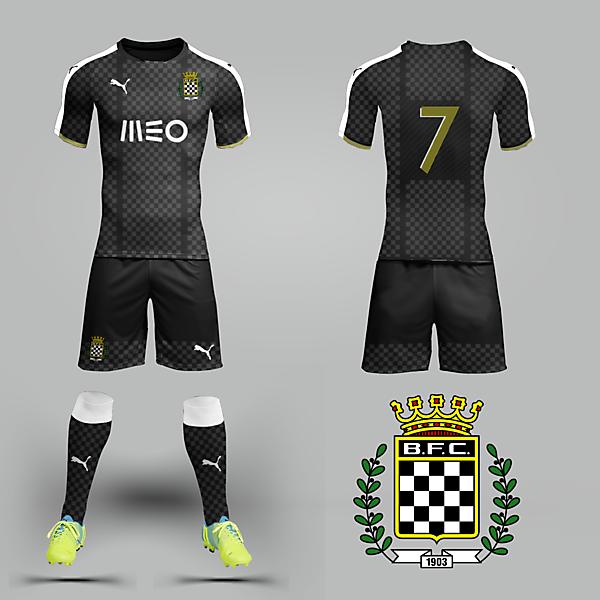Puma Boavista FC Home Concept