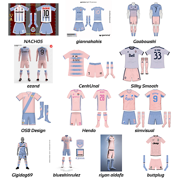 VOTING - Kit Design Challenge 6