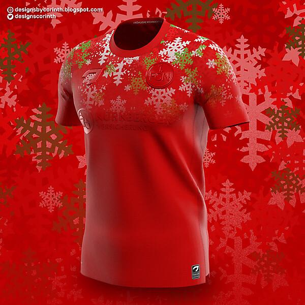 1. FC Nürnberg | Special Christmas Shirt