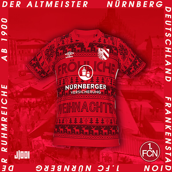 1. FC NÜRNBERG (CHRISTMAS EDITION)